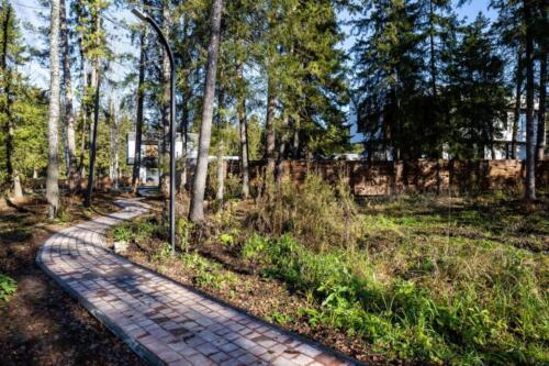 Осень 2020 в Еловый Ручей. Club village